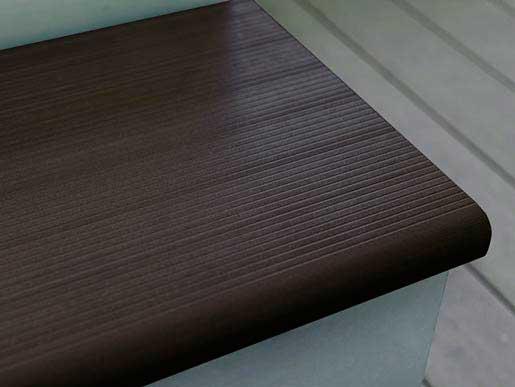 Ступени SW RADIX коричневого цвета (Россия)