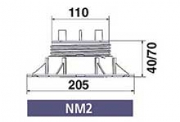 Серия NEW-MAXI (без корректора угла наклона) NM2